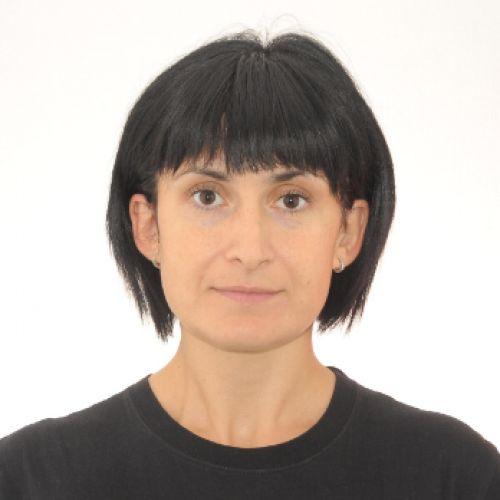 OKSANA DUTKA personal trainer certificato ISSA Europe