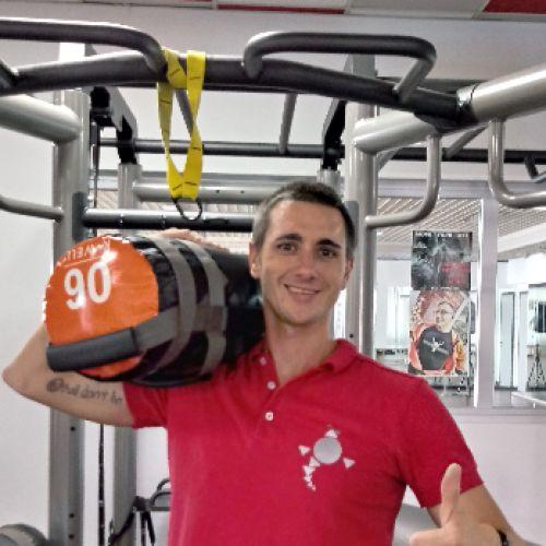 FEDERICO SCICOLONE personal trainer certificato ISSA Europe