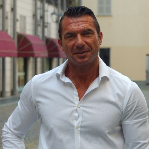 GIAN LUCA ROSSO personal trainer certificato ISSA Europe