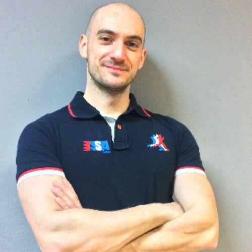 RICCARDO REDINA personal trainer certificato ISSA Europe