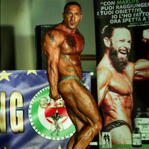 FABIO D'AVICO personal trainer certificato ISSA Europe