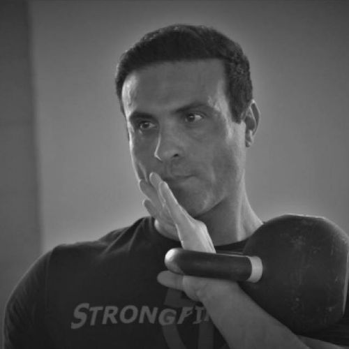 FRANCESCO GALLETTA personal trainer certificato ISSA Europe