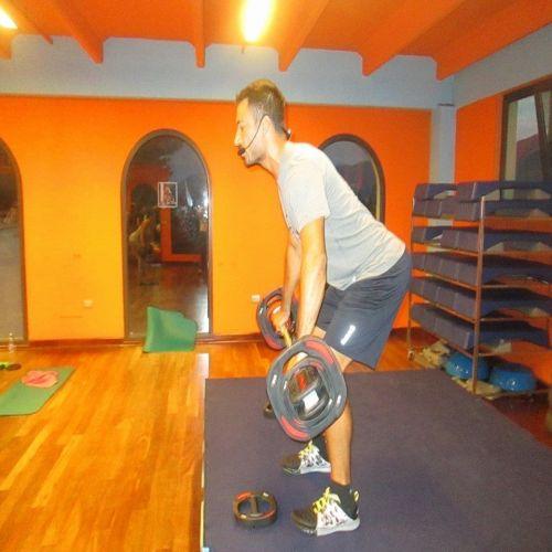 MASSIMILIANO GORI personal trainer certificato ISSA Europe
