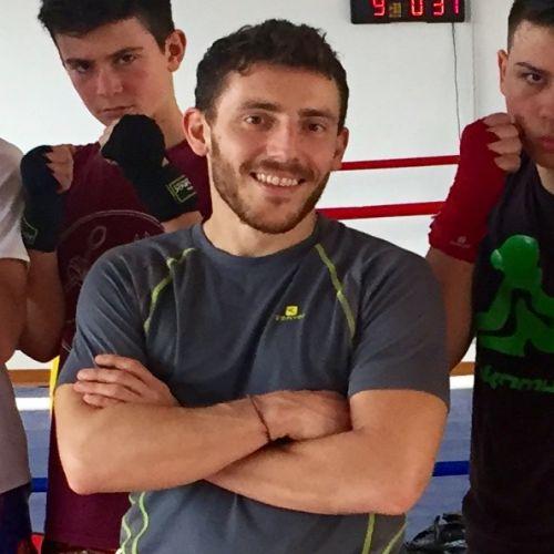 NICCOLO' ROSSO personal trainer certificato ISSA Europe
