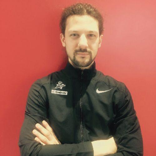 GABRIELE FINOCCHIARO personal trainer certificato ISSA Europe