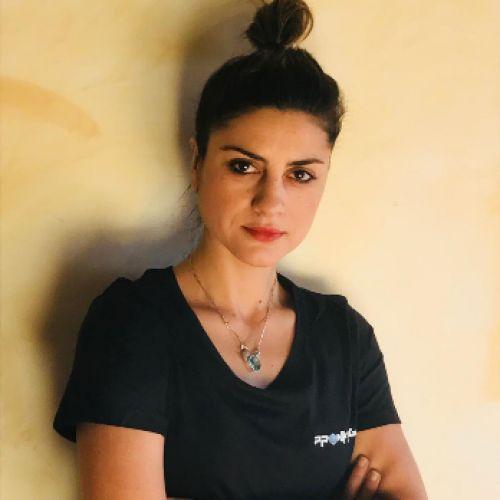 CRISTINA CUCCHIARELLI personal trainer certificato ISSA Europe