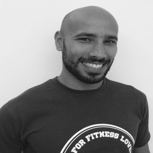 MOHAMED SALEM personal trainer certificato ISSA Europe