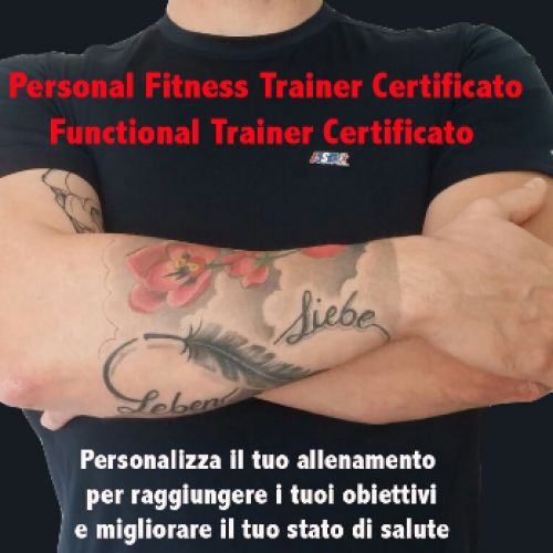 MARCO MANCINELLA personal trainer certificato ISSA Europe