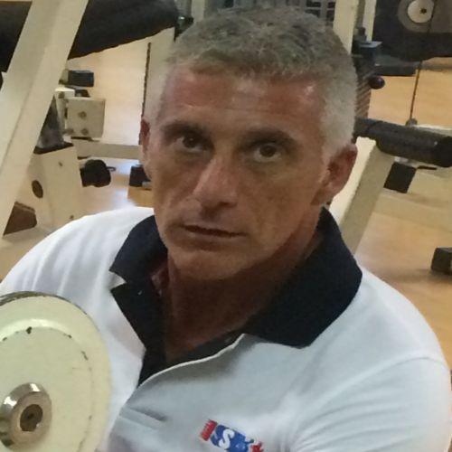 ANDREA SOTGIU personal trainer certificato ISSA Europe