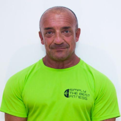 LIVIO MANGANELLI personal trainer certificato ISSA Europe