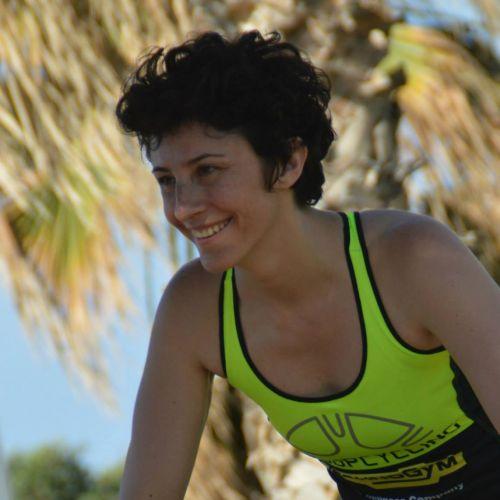 CRISTINA BONZANO personal trainer certificato ISSA Europe