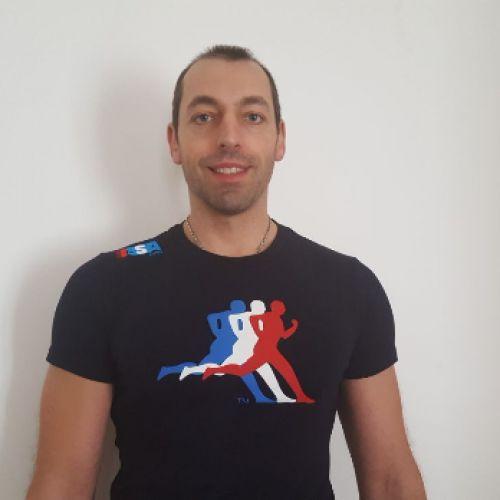 MARCO GROAZ personal trainer certificato ISSA Europe