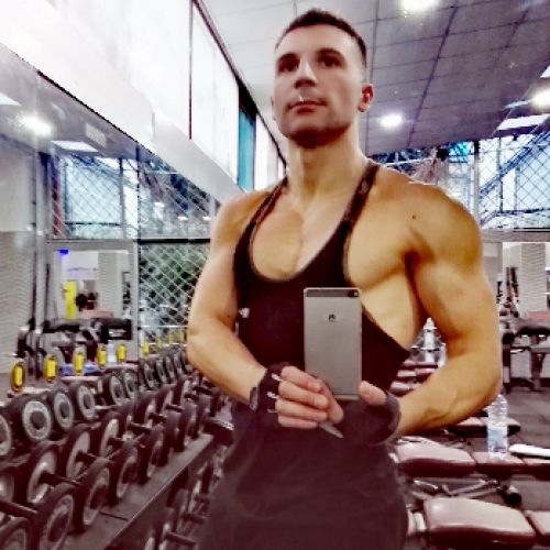 GENNARO CALABRESE personal trainer certificato ISSA Europe