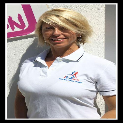 ANNA DI PIETRO personal trainer certificato ISSA Europe