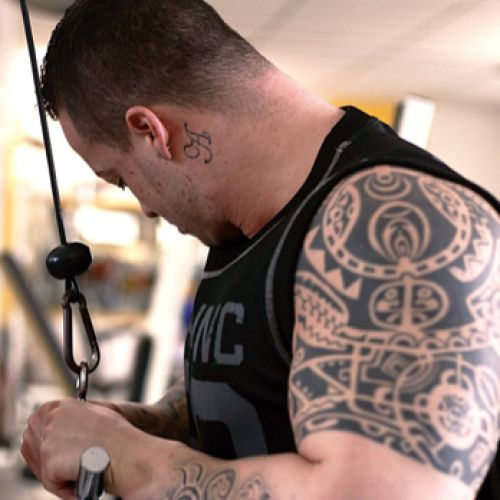 Omar Missineo personal trainer certificato ISSA Europe