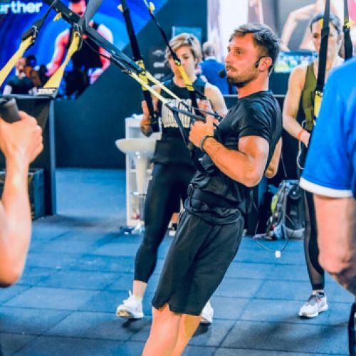 ANDREA ALLOCCA personal trainer certificato ISSA Europe