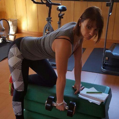GLORIA BELLINO ROCI personal trainer certificato ISSA Europe