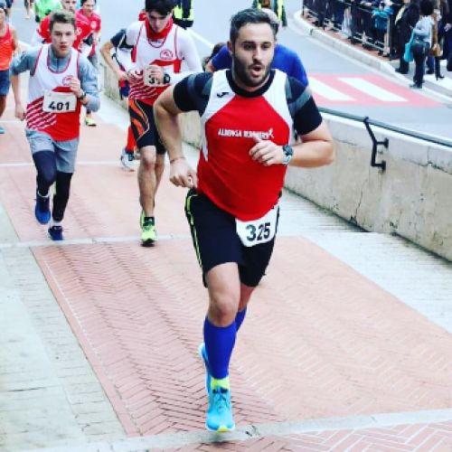 ALBERTO CARAFFI personal trainer certificato ISSA Europe