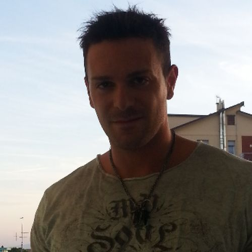 MORRIS LETTERINO personal trainer certificato ISSA Europe