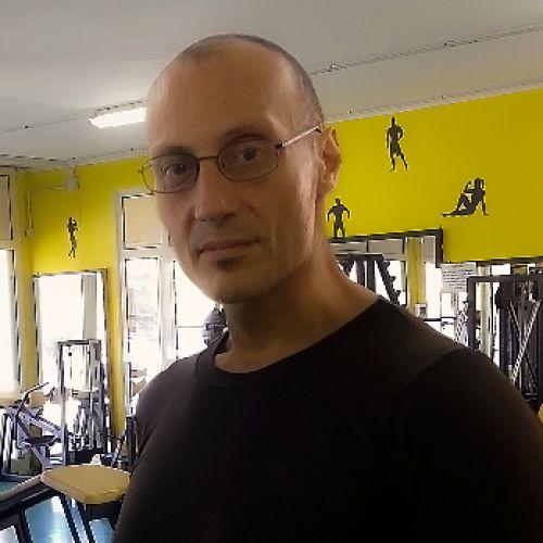 EVANDRO MARIUCCI personal trainer certificato ISSA Europe