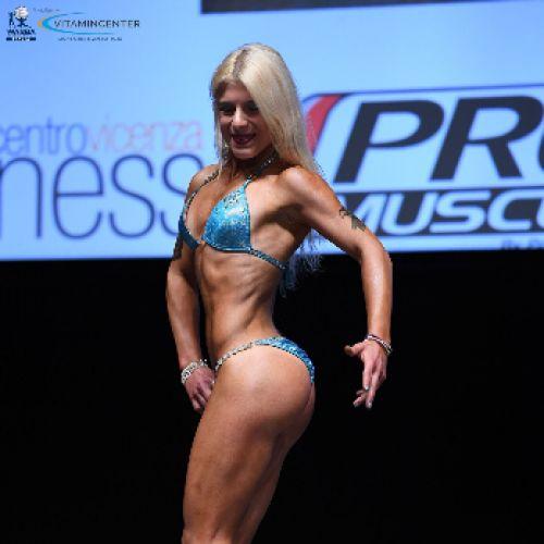 LAURA GAMBATESA personal trainer certificato ISSA Europe