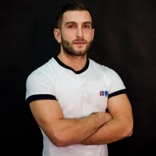MARCO DE VIVO personal trainer certificato ISSA Europe