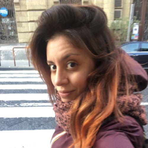 MARIA CRISTINA MULTARI personal trainer certificato ISSA Europe
