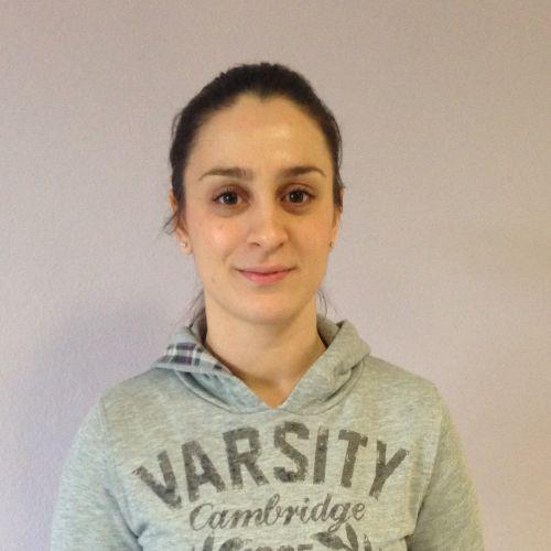 MARTINA BONACINA personal trainer certificato ISSA Europe