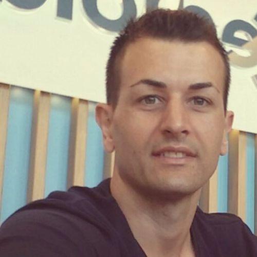CRISTIAN MATTEO CARUSO personal trainer certificato ISSA Europe