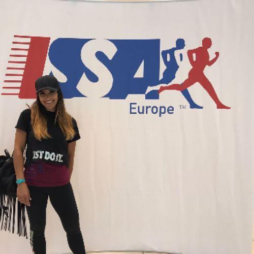 MARIA CHIANESE personal trainer certificato ISSA Europe