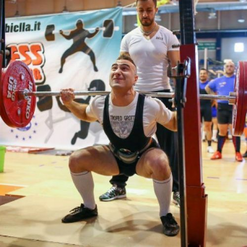 CHRISTIAN LUCINI personal trainer certificato ISSA Europe
