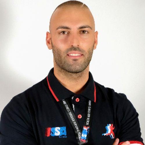 ORLANDO IANNOTTA personal trainer certificato ISSA Europe