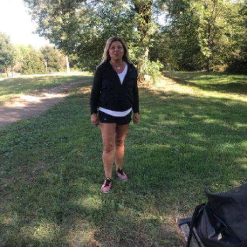 MARIA GRAZIA VETERE personal trainer certificato ISSA Europe