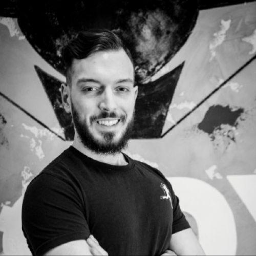ALEX BONO personal trainer certificato ISSA Europe