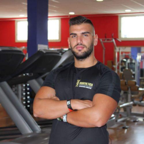 DOMENICO CRISCITO personal trainer certificato ISSA Europe