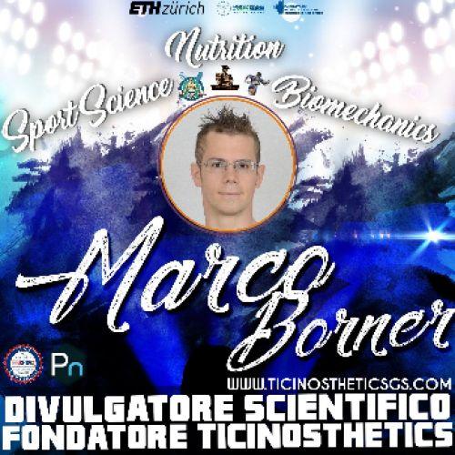MARCO BORNER personal trainer certificato ISSA Europe