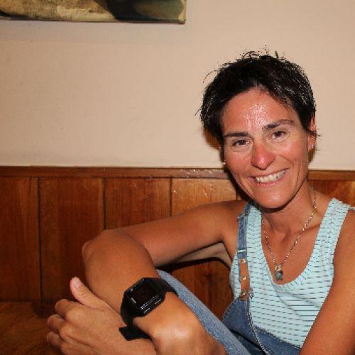 VANESA YANINA DA CAMPO personal trainer certificato ISSA Europe