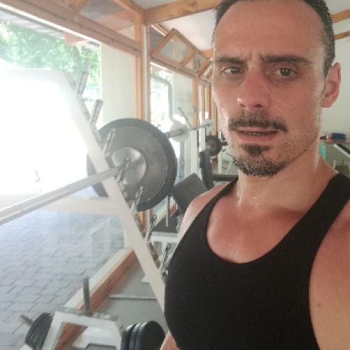 MARCO SARTORI personal trainer certificato ISSA Europe