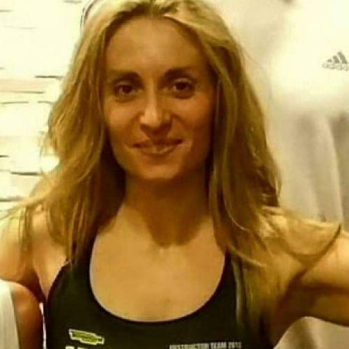 EMANUELA D'INGEO personal trainer certificato ISSA Europe