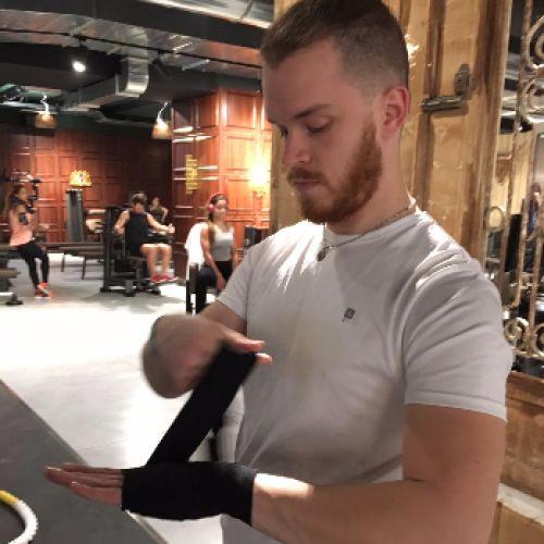 JACOPO ALBANELLO personal trainer certificato ISSA Europe
