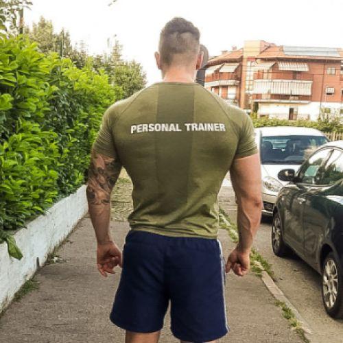 FABIO GRANDE personal trainer certificato ISSA Europe