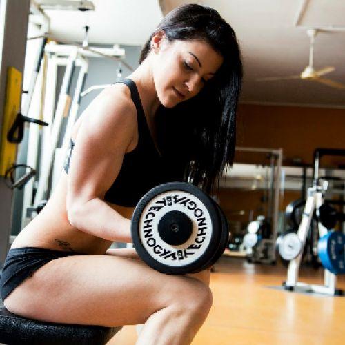 SION DANILA COLZANI personal trainer certificato ISSA Europe