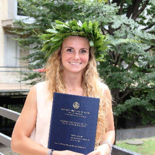 MARGHERITA SQUATRITI personal trainer certificato ISSA Europe