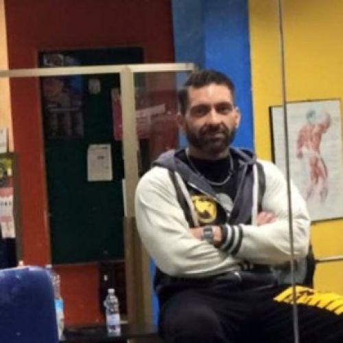 FABRIZIO RINALDO personal trainer certificato ISSA Europe
