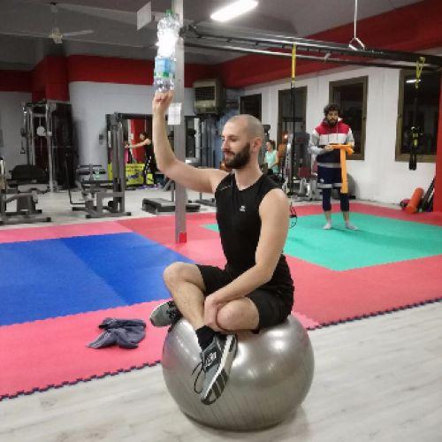 ROBERTO CERIOTTI personal trainer certificato ISSA Europe