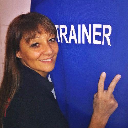 ROBERTA UTZERI personal trainer certificato ISSA Europe