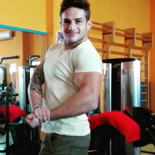 ALESSIO STRANO personal trainer certificato ISSA Europe