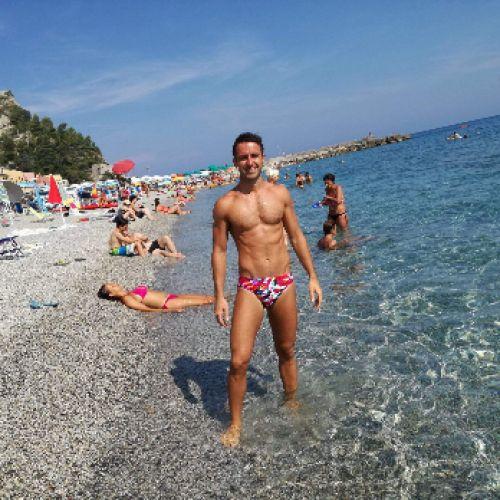 MATTEO BRUNI personal trainer certificato ISSA Europe