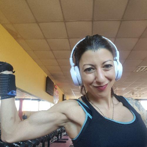 RITA SORO personal trainer certificato ISSA Europe