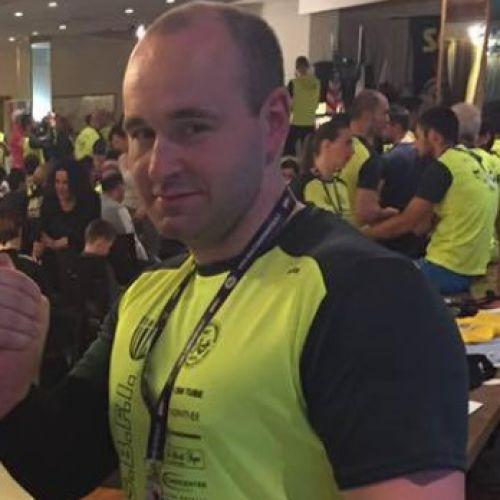 CARLO FASANI personal trainer certificato ISSA Europe